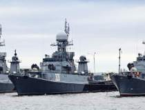 Romania vrea flota NATO in...