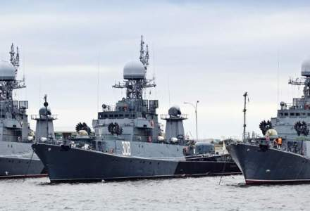 Romania a solicitat o flota NATO, disponibila in permanenta in Marea Neagra