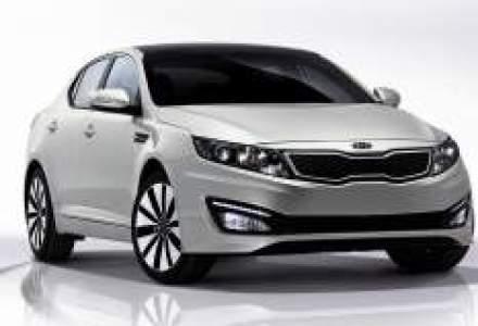 Vanzarile Kia Motors au crescut cu peste 20% in septembrie