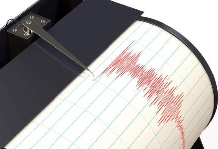 Cutremur cu magnitudinea de 3,2 grade in Vrancea
