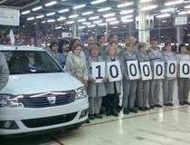 In vizita la Uzina Dacia,...