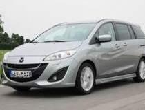 Noua Mazda5 va fi disponibila...