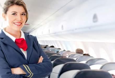 Ryanair si Qatar fac recrutari la Bucuresti in ianuarie