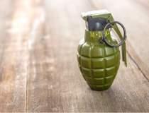 O grenada a explodat intr-un...