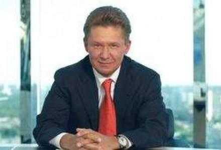 Presedintele Gazprom, la Bucuresti: Am semnat un memorandum cu privire la trecerea South Stream prin Romania
