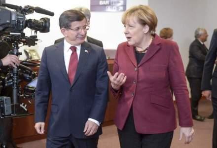 Merkel refuza sa limiteze numarul de refugiati care ajung in Germania, criticand masurile Austriei