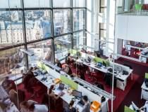 Accenture inchiriaza etajele...
