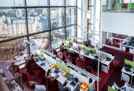Accenture inchiriaza etajele 16 si 17 ale United Business Center 3 din ansamblul Palas si ocupa sediul situat la cea mai mare inaltime din Iasi