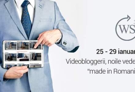 """Videobloggerii, noile vedete """"made in Romania, la WALL-STREET 360: Sector 7 sau Tequilla, saptamana viitoare"""
