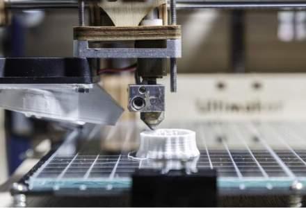Imprimanta 3D made in Romania, disponibila publicului larg