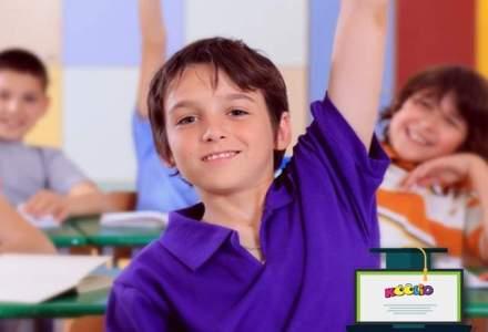 (P) O platforma de invatare pentru copiii parintilor ocupati