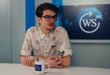 Ionut Bodonea, de la 10Lucruri.ro: YouTuberii au o viata usoara? Dupa 2-3 ore la aceeasi dubla, mai vorbim