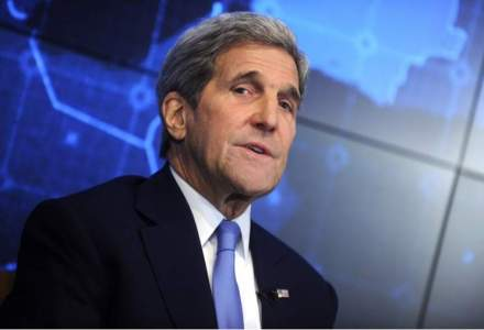 John Kerry sugereaza ca sanctiunile impuse Rusiei ar putea fi anulate in cateva luni