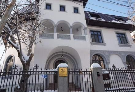 Benefit Seven, firma care ofera serviciile de fitness 7Card, isi muta sediul intr-o vila istorica langa Palatul Cotroceni