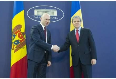 Dacian Ciolos: Inainte de a livra prima transa din imprumutul catre Republica Moldova, ne dorim masuri concrete de reforma