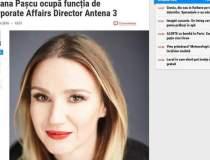 Antena 3 are un nou director...
