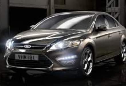 Ford a anuntat preturile pentru Mondeo facelift in Romania