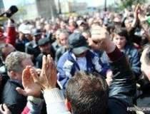 Protest la Ministerul de...