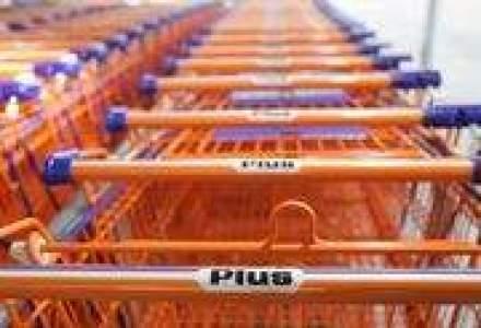 Plus a investit 1,5 mil. euro intr-un nou magazin