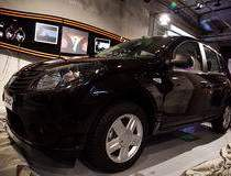 Dacia a lansat prima masina...