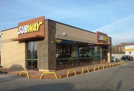 Subway deschide un nou restaurant intr-o benzinarie din Bucuresti