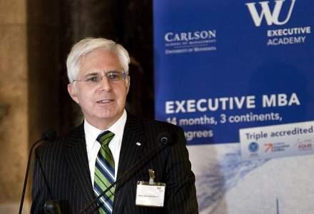 WU: Investitiile in programe de MBA SI EMBA se ridica la 3-3,5 milioane de euro pe an