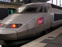 Incendiu la bordul unui TGV...