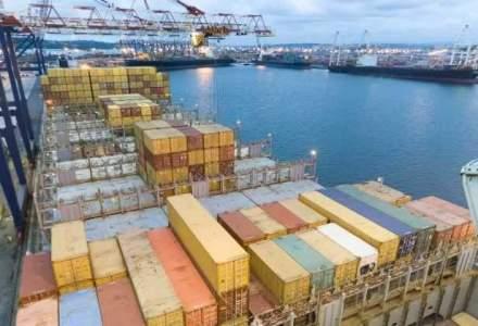 Traficul cu produse alimentare, in scadere in porturile romanesti in 2015