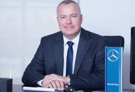 Mercedes-Benz Romania si-a impartit activitatea in doua divizii