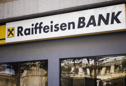 Raiffeisen International a obtinut un profit consolidat de 383 milioane de euro in 2015