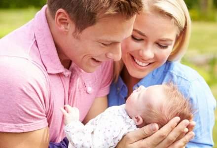 Concediul de crestere a copilului: cum pot imparti parintii intre ei aceasta perioada