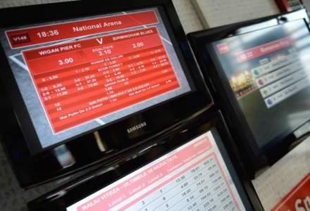 Controalele ANAF vor duce la inchiderea caselor de pariuri