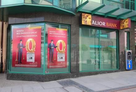 Alior Bank, o noua banca poloneza, isi face intrarea pe piata romaneasca in mai. Va ataca in prima faza cei 6 milioane de clienti ai Telekom