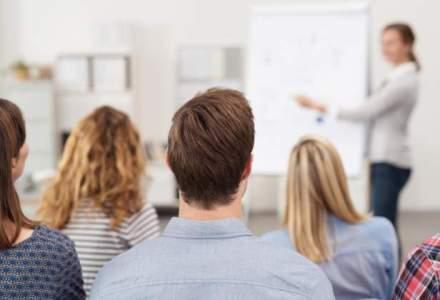 Cat au investit companiile anul trecut in trainingul angajatilor