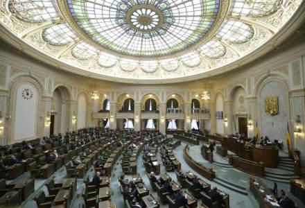 Legea darii in plata discutata in Senat fara a fi invitati si reprezentanti ai bancherilor