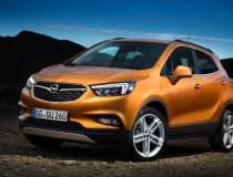 Opel prezinta primul model X...