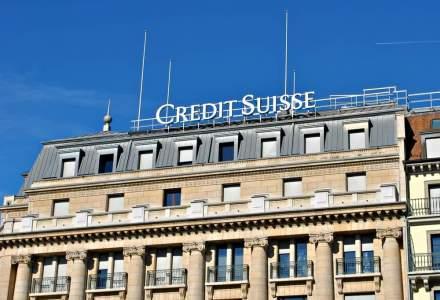 Banca elvetiana Credit Suisse desfiinteaza 4.000 de locuri de munca, dupa primele pierderi incepand din 2008