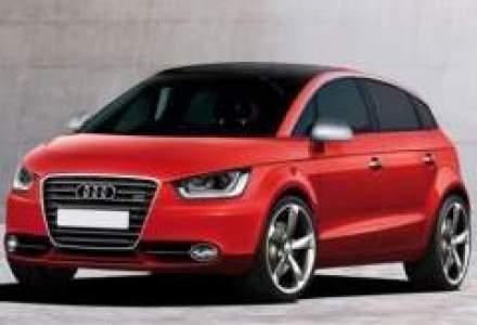 Audi lanseaza in 2013 cea de-a doua generatie a modelului A2