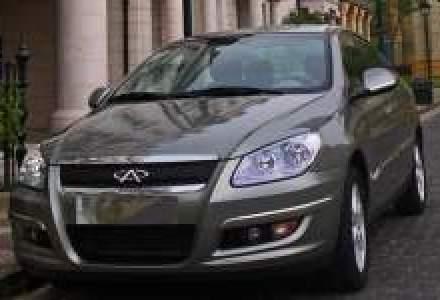 Anul viitor vom putea cumpara masinile chinezesti Chery
