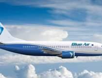 Blue Air zboara din vara spre...