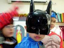 Batman, Spider Man, Fred...
