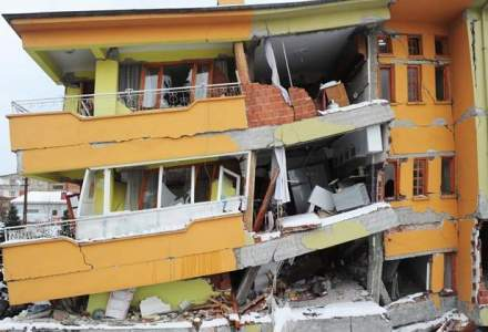 Cutremur de 6,4 grade in Taiwan: mai multe cladiri s-au prabusit
