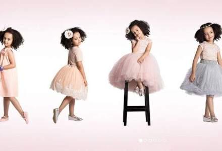 Atelier Creatif, afacerea cu rochite de lux pentru fetite: cat ajunge sa coste un model personalizat