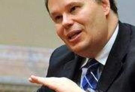 Franks, optimist: Anticipez ca nu va fi recesiune in 2011, ci crestere de cca. 1,5%
