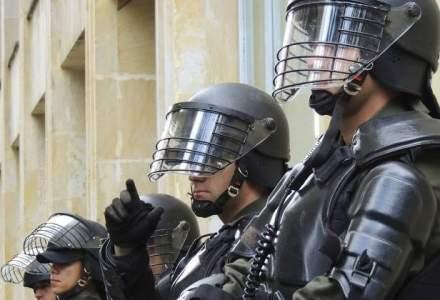 Perchezitii DIICOT in Romania si Franta pentru destructurarea unui grup care ducea minori la cersit