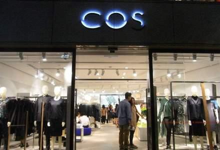 COS deschide primul magazin din Romania, in Bucuresti, in prima jumatate a anului