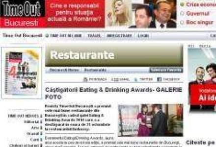 Comentarii la Topul TimeOut al restaurantelor bucurestene pe 2010 (o cronica subiectiva)