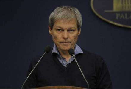 Dacian Ciolos a declarat ca il va inlocui pe seful ANAF