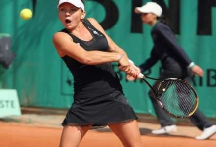 Simona Halep, in turul doi al turneului de tenis de la Dubai