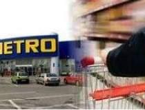 Vanzarile Metro in Romania au...